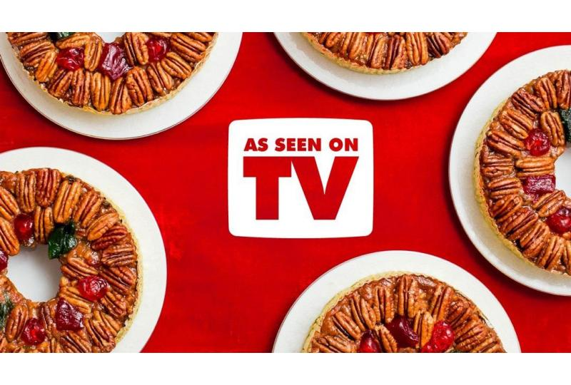 Collin Street Bakery AS SEEN ON TV