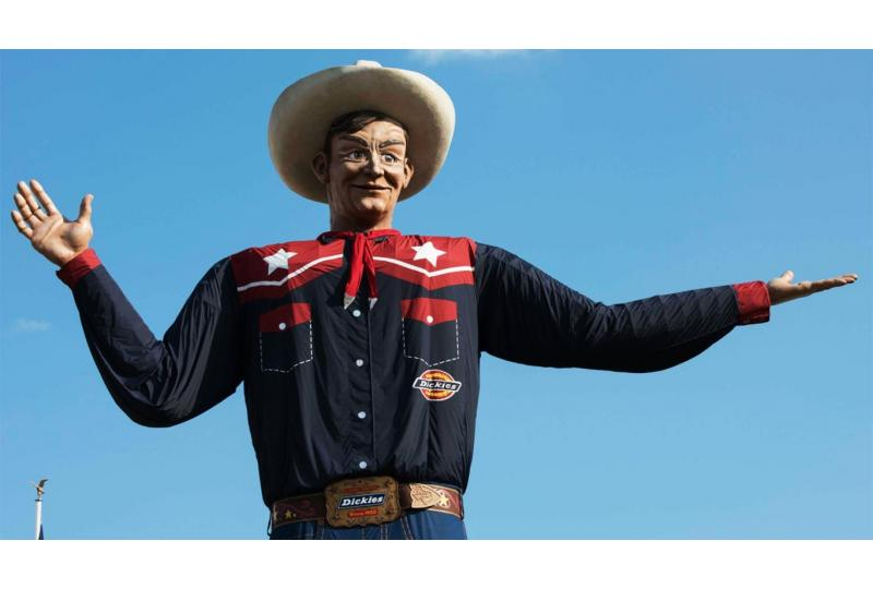 Big Tex Welcomes to State Fair of Texas Preview