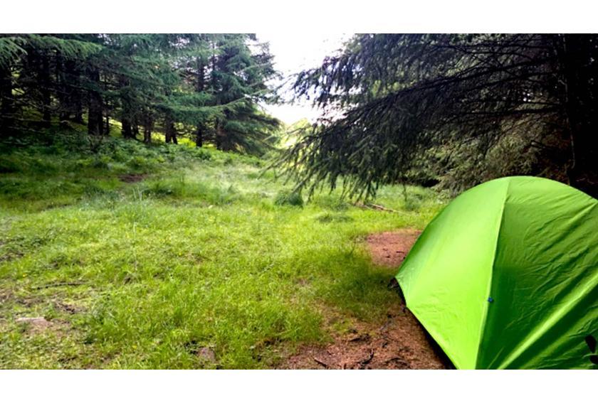 Professional Amateur Hillwalkers Hike Scottish National Trail Part 1