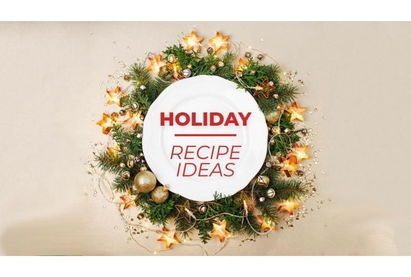 Collin Street Bakery Holiday Recipe ideas hero