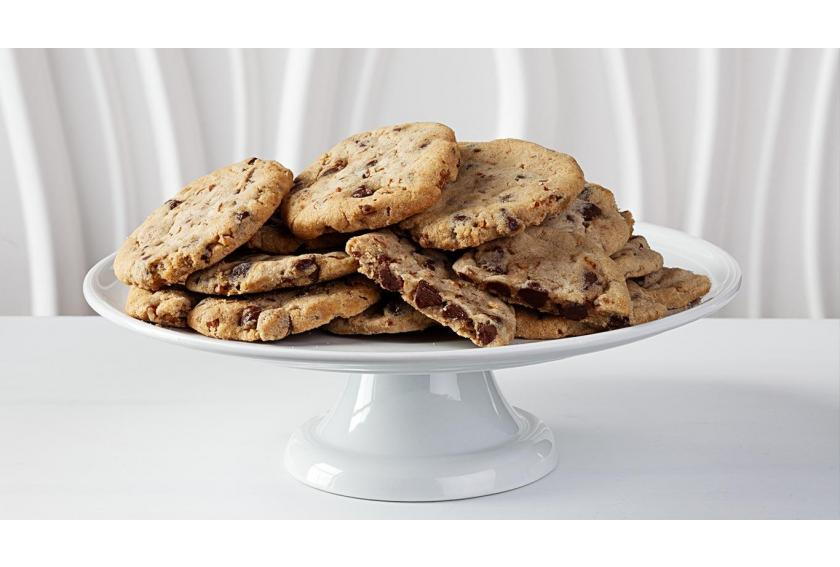 Collin Street Bakery Chocolate Chip Cookies Display Tray Hero