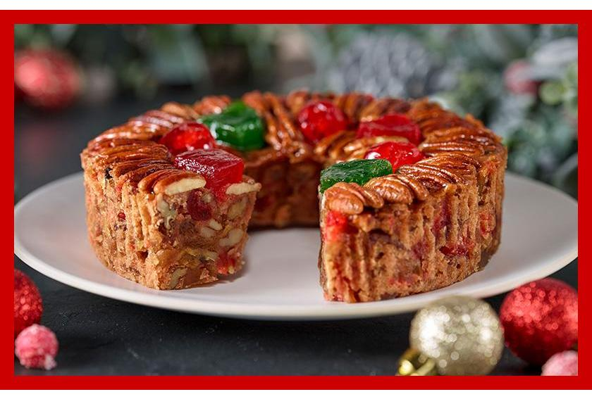 DeLuxe® Guide to Fruitcake