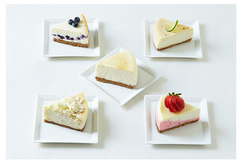 Cheesecake Availability Updates