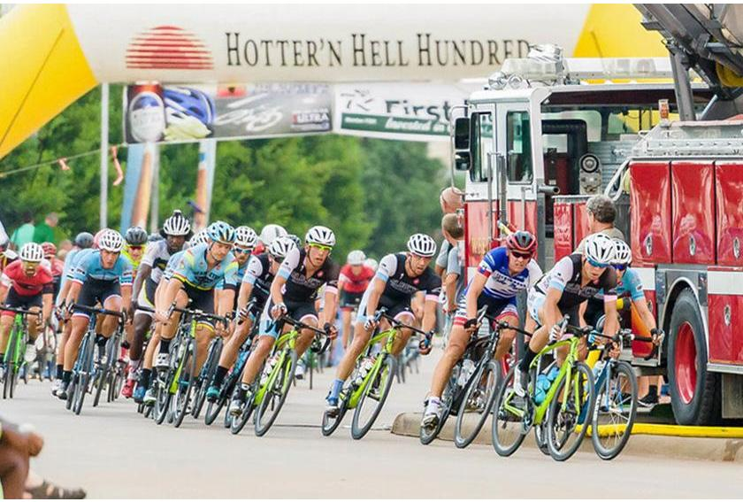 Hotter'N Hell Hundred: A Texas Ride of Passage
