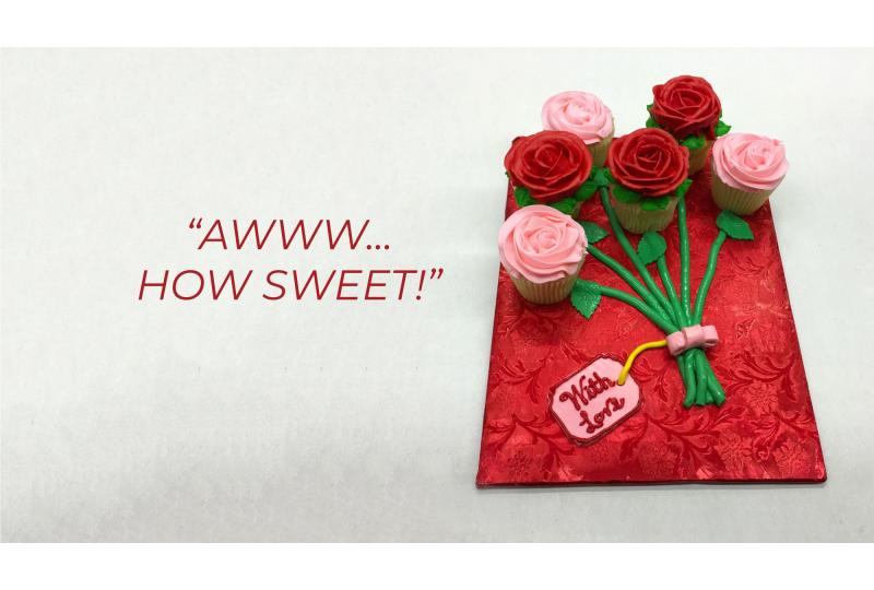 A Delicious Spin On A Classic Valentine's Day Gift!