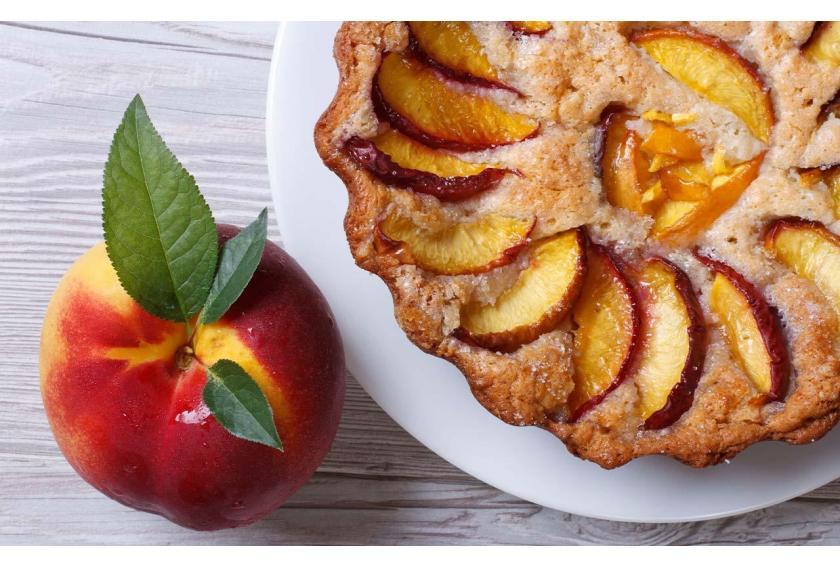 Peach Pie Collin Street Bakery Hero