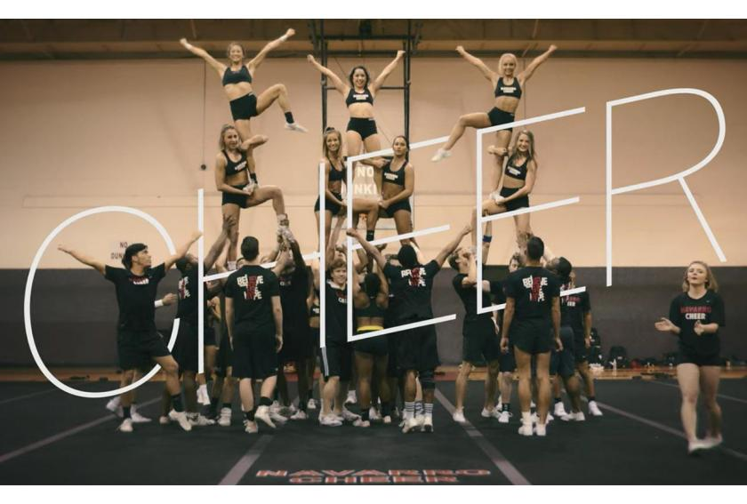 navarro community college cheer netflix series Preview