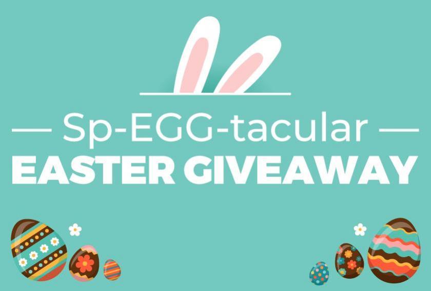 Sp-EGG-tacular Easter Giveaway