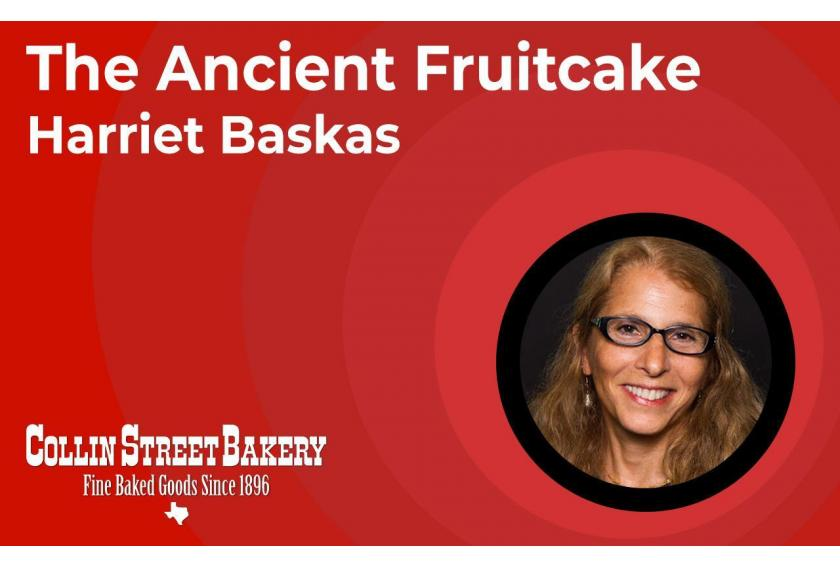 The Ancient Fruitcake Interview with Harriet Baskas