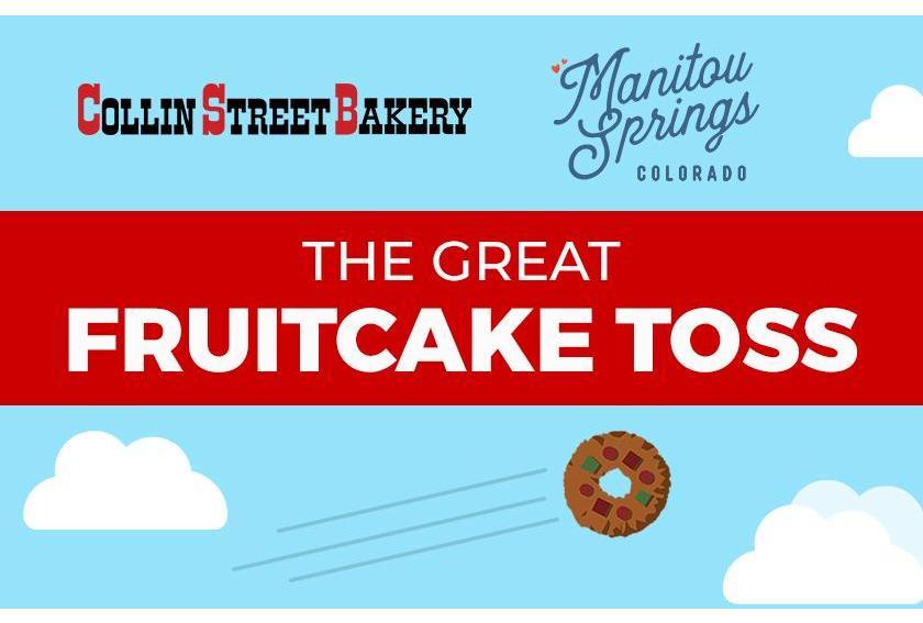 great fruitcake toss