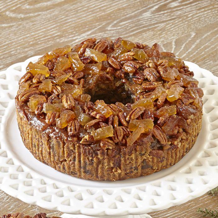 Medium Pineapple Pecan Cake