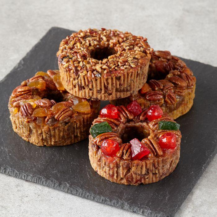 Miniature Pecan Cakes