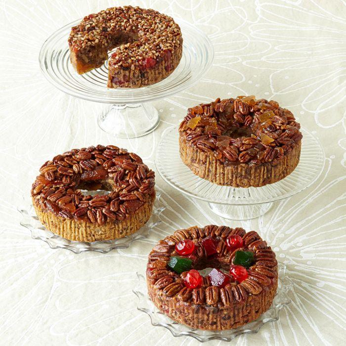 4-Pack Regular Pecan Cakes
