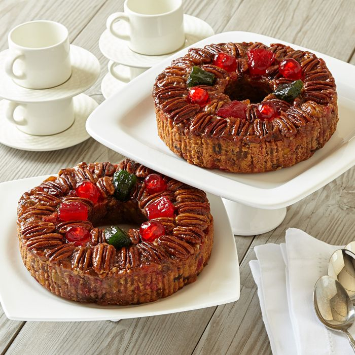 Two Regular-Sized DeLuxe® Fruitcake Bundle (US Only)