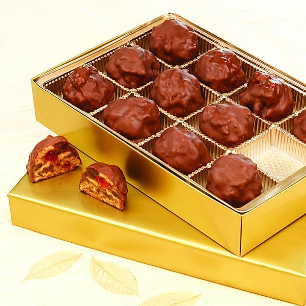 Milk Chocolate DeLuxe® Fruitcake Petites