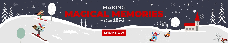 Making Magical Memories Since 1896...
