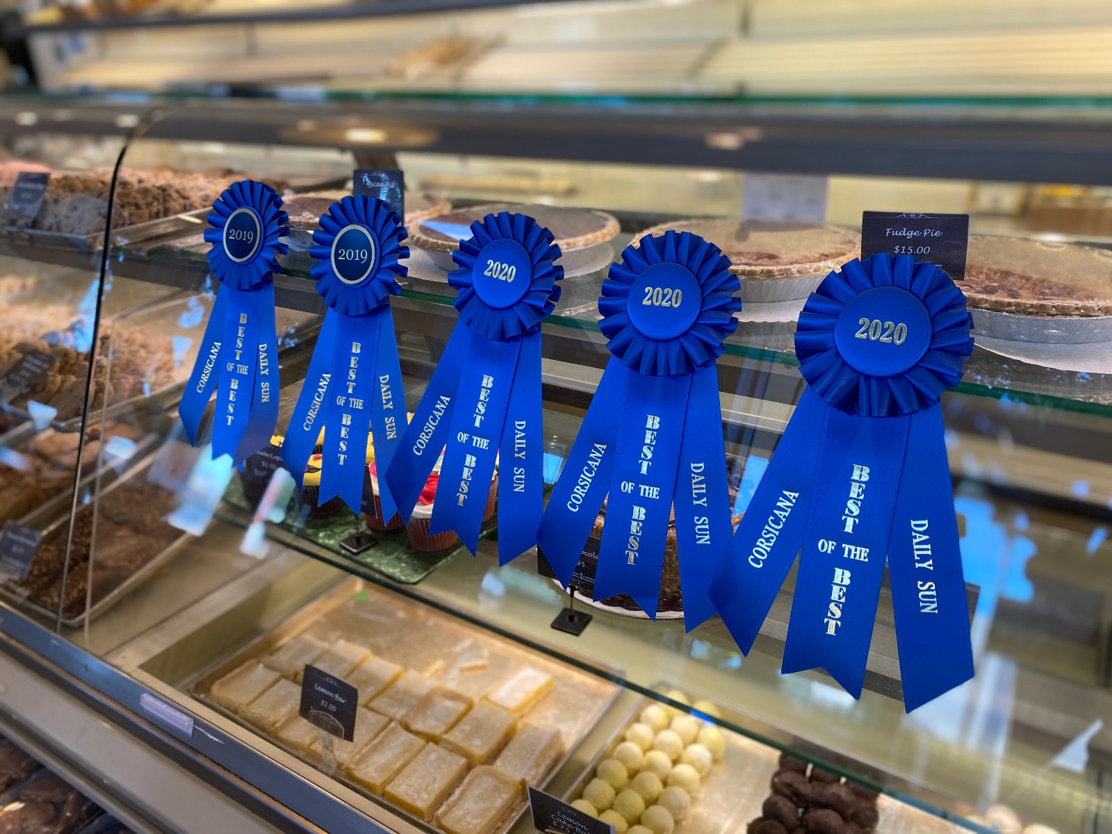 Blue Ribbon Best of The Best Winners